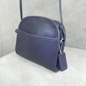 COACH Vintage Abbie Zip Bag #9017 Rare INK! NEW!